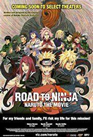 film naruto jinchuriki road to ninja naruto the movie 2012 imdb
