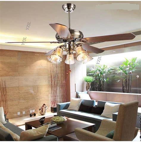 ceiling fan light living room antique dining room