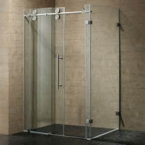 ove shower doors ove decors 60 glass sliding door shower enclosure