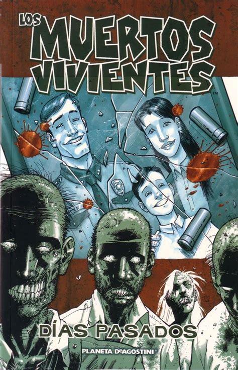 los muertos vivientes 25 los muertos vivientes 1 libros y literatura