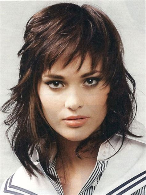 haircut for 8year w bangs 823 best images about women s hair style on pinterest