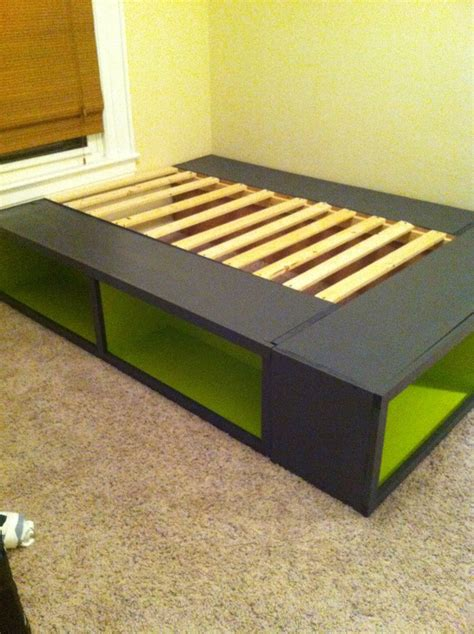 Pallet Platform Bed 1000 Images About Platform Beds On Diy Platform Bed Platform Bed And Pallet Beds