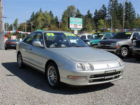 97 Acura Integra For Sale by 1997 Acura Integra For Sale In Puyallup Wa