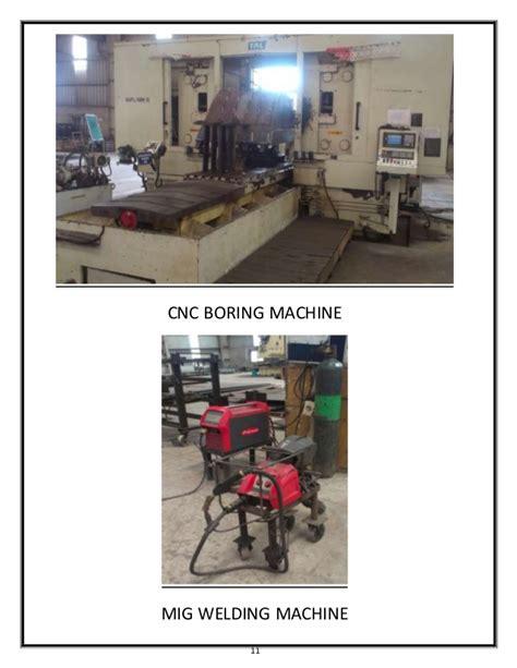 pug cutting machine esab industrial report by shridhar kadam