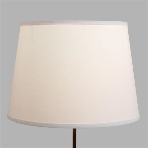 World Market L Shades by White Cotton Linen Table L Shade World Market On Popscreen
