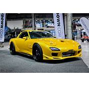 Something About Yellow RX7s  StanceNation™ // Form