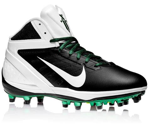 new nike shoes for football nike football unveils new tim tebow logo on alpha talon