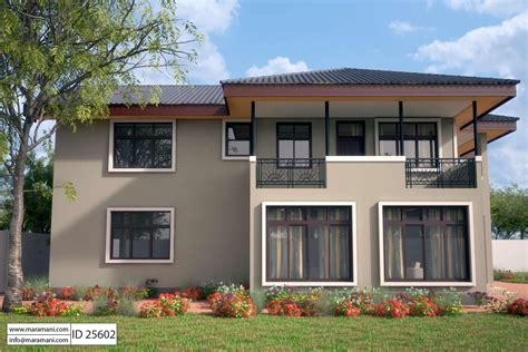 build 5 bedroom house 5 bedroom house design id 25602 house plans by maramani