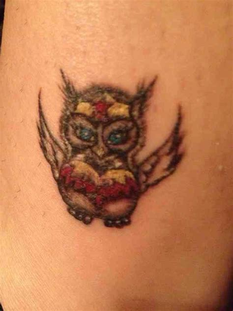 small but nice tattoos 1000 ideas about owl on owl