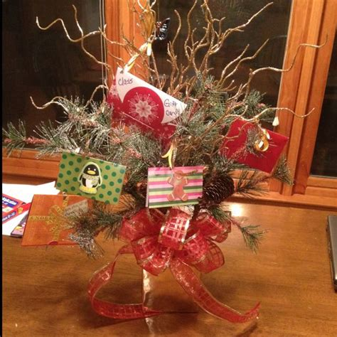 Gift Card Christmas Tree - 139 best images about gift card trees and gift card wreaths on pinterest trees gift