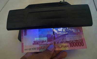 Alat Deteksi Uang Palsu Secure Md38 Money Detector Murah daftar mesin penghitung uang dan alat deteksi uang palsu