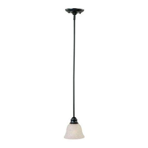 Black Mini Pendant Light Maxim Lighting 1 Light Black Mini Pendant 91009icbk The Home Depot