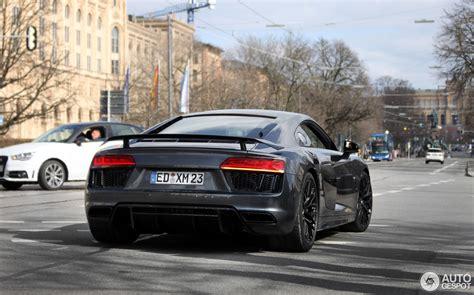 Audi R8 V10 Plus by Audi R8 V10 Plus 2015 1 April 2016 Autogespot