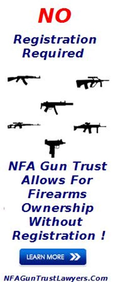 Nfa Background Check 106 Best Images About Suppressors Guns On