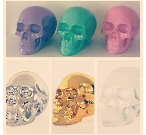 skull decor for the home for the home