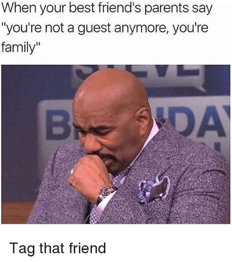 Your And You Re Meme - when your best friend s parents say you re not a guest
