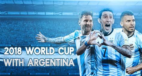 Argentina World Cup 2018 Fifa World Cup 2018 Hd Wallpapers Fifa World