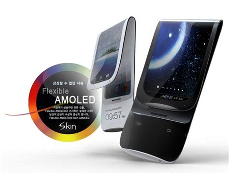 samsung galaxy skin concept combines amoled display with bendable batteries for twisted