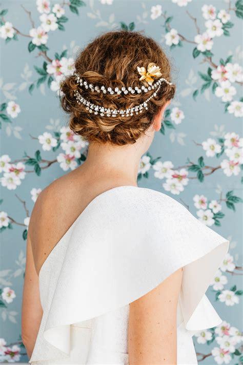 Diy Vintage Wedding Hair Accessories by Diy Hair Accessories With Vintage Jewelry Vintage