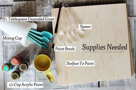 diy chalkboard painting how to mix chalkboard paint in any color a beautiful mess