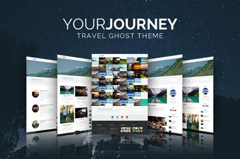 blog layout ghost jquery image hover popup 187 designtube creative design