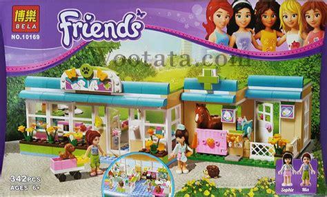 Jual Mainan Lego Perempuan jual mainan anak perempuan block lego friends 10169 murah