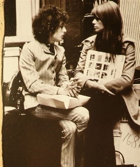 francoise hardy and bob dylan voila bob dylan and fran 231 oise hardy