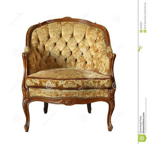 vintage velvet chair vintage velvet chair stock photo image of olden