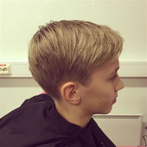 good hair cuts for kids 11 years old 25 best ideas about cool haircuts for boys on pinterest