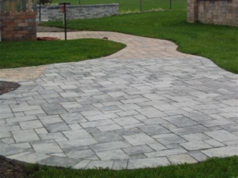 12x12 patio pavers 12x12 patio pavers midwest hardscape waterfront paver