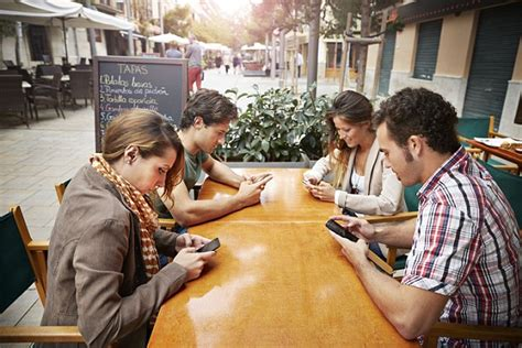texting at the dinner table aussies reveal their pet peeves of out the