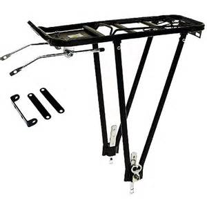 alloy bike carrier rack walmart