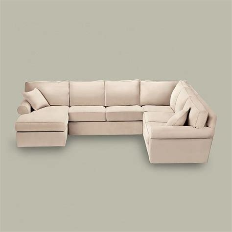 Ethan Allen Retreat Sectional by Ethan Allen Retreat Roll Arm Sectional Fr