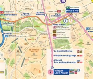 ligne metro kremlin bicetre subway application