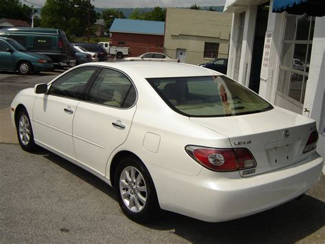 2003 Lexus Es Photos Informations Articles Bestcarmag Com