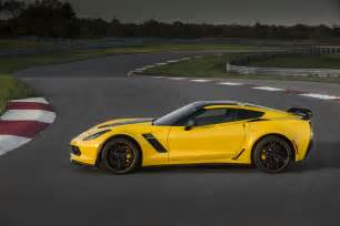 2016 chevrolet corvette stingray updates gm authority
