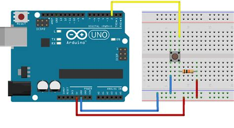 arduino digital pin pull up resistor arduino workshop for beginners