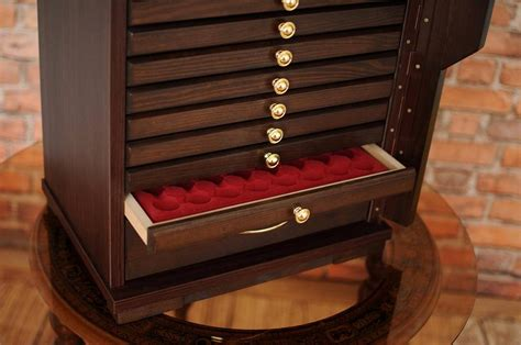 Coin Drawers by N 10 1w Coin Tray Collectors Collection Cabinet For 10