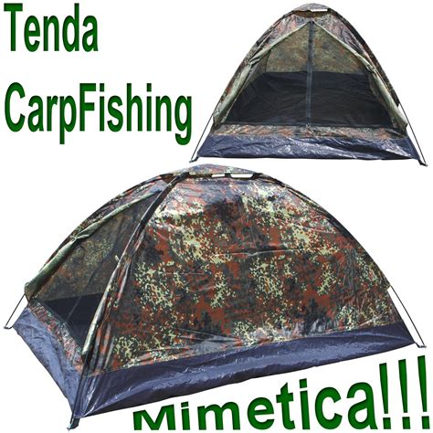 tenda carpfishing tenda carpfishing mimetica mare spiaggia lago montagna