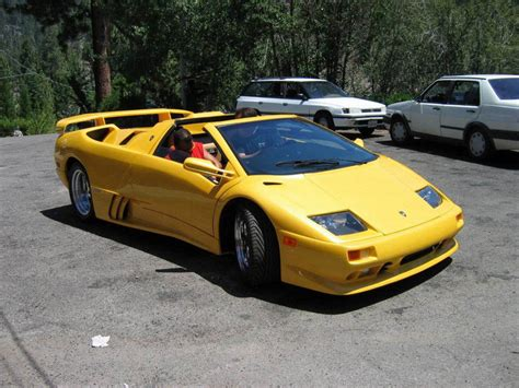 Lamborghini Diablo Speed 1996 1998 Lamborghini Diablo Roadster Review Top Speed