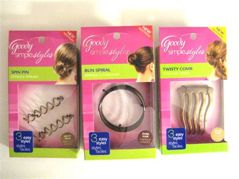 goody com goody hair accessories fashion in motion