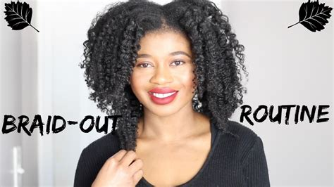 braid out on 4c hair ft cococurls youtube my braid out routine step by step tutorial 4c natural