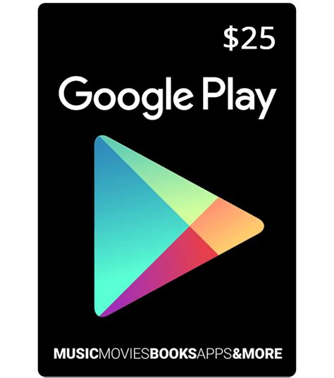 Google Play Canada Gift Card - google play card 25 us email delivery mygiftcardsupply