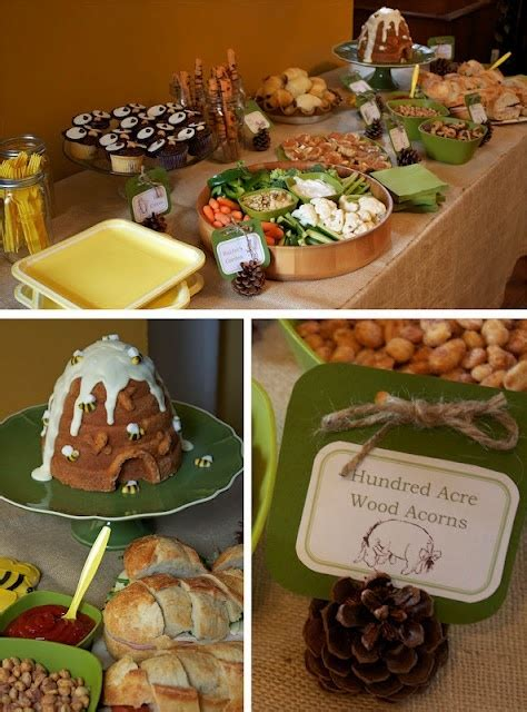 water themed birthday party honeybear 105 best winnie the pooh party images on pinterest