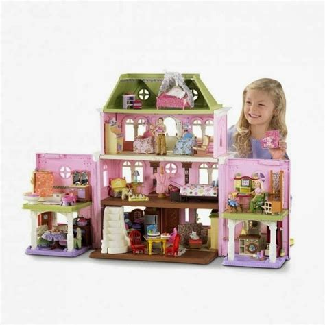 Mothering Times Cute Dollhouses For Girls