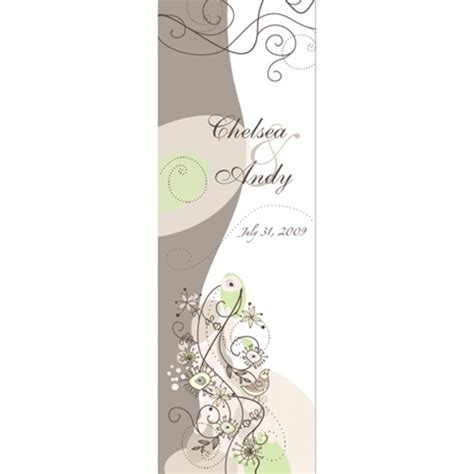 wedding with banner wedding banner design with personalization