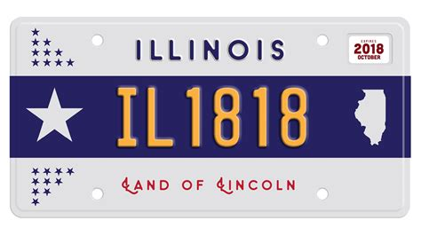 State Of Illinois Vanity Plates Illinois Has The Single Worst License Plate In The Country