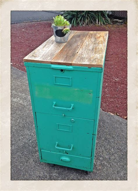painting a wooden file cabinet steel filing cabinet with original paint reclaimed wood