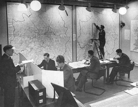 the strategy room subterranea britannica