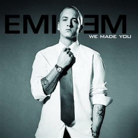 eminem we made you coverlandia the 1 place for album single cover s